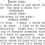 .@realDonaldTrump on @hillaryclinton vs. @JoeBiden: http://t.co/SywtScoCpx