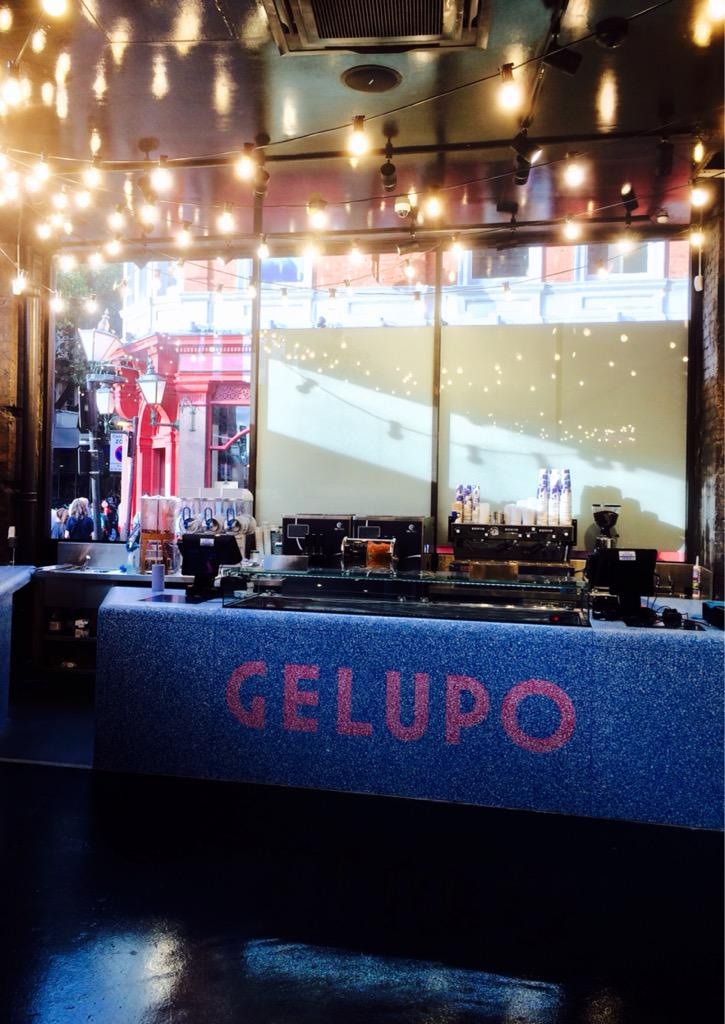 We are SUPER excited to open our @GelupoGelato doors to you all TOMORROW! Come & get some