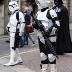 It was the day Star Wars came to the streets of #Preston. @prestoncomiccon More pics: http://t.co/plqecDl1oS http://t.co/a0bU1WbnF5