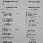 Amateur-Derby. So spielt Bayern gegen #tsv1860 http://t.co/YfQZwEnpo4