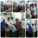 Halal Bihalal Baiturrahman kel.merdeka, mggu 2/8/2015 @ridwankamil. @DiskominfoBdg. @PemumBdg http://t.co/h0rCWOQ73X