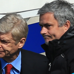 Wenger v Mourinho P 13 L 7 D 6 Will Arsene get one over Jose today? Were live from Wembley for #CommunityShield http://t.co/TNYCVnaTZp