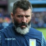 If I looked like Roy Keane, I wouldn't take selfies either. http://t.co/b5WHpbKF0L