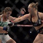 Ronda Rousey liquida Bethe Correia e mantém título no UFC http://t.co/ApKCLyNm6b http://t.co/7LtPHhdb4N
