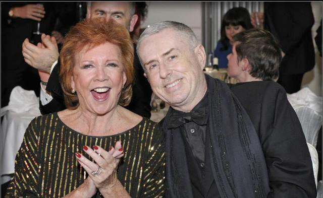 Sorry to hear about the passing of Cilla Black who entertained millions during her marvellous lifetime . http://t.co/BZhfiFZrXr