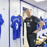 PHOTO: The big mans found his shirt! #BigDunc #EFC http://t.co/eoC6zZVQHg