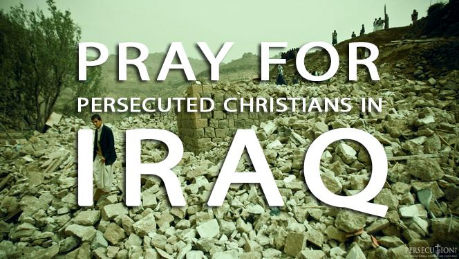Christians in #Iraq ask for Christians across the world to not forget them in #prayer http://t.co/31j9D5ROzd http://t.co/DZAr6pgi7U