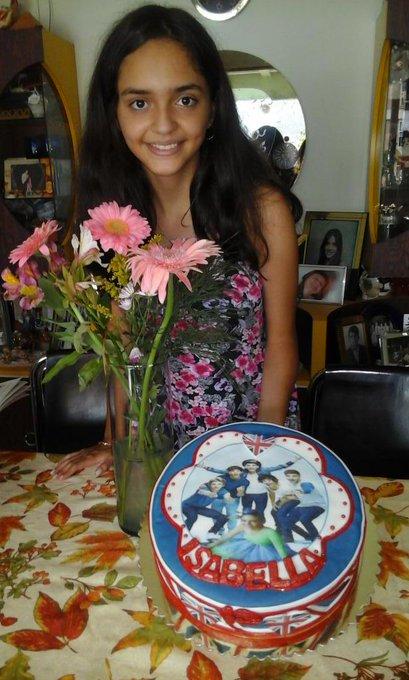 Happy 13th Birthday to my Directioner