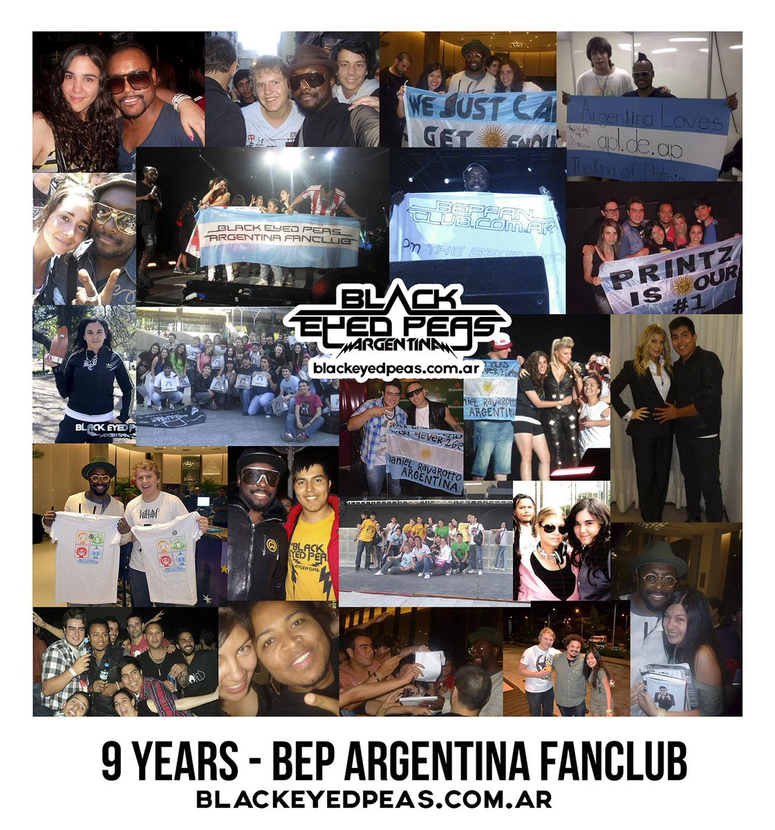 today BEP ARGENTINA turns 9 YEARS OLD! @iamwill @TabBep @fergie @apldeap @bep @PrintzBoard @kharris2047 @PoloMolina1 http://t.co/JF1S3F4wv4