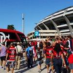 @Flamengo chega ao @Maracana http://t.co/wkydSqomeH