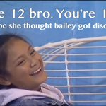 This made my day once again.Cheesiest comeback ever. Slay, Bailey. ???? BB YLONA http://t.co/PlhfGIBWRk