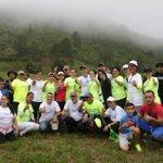 """En un agradable clima hicimos senderismo en Danlí, la """"Ciudad de las Colinas"""" #HondurasActívate #ActívateDanlí http://t.co/xd6m1SCDfZ"""