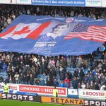 The Sammy Cox Banner on display at Ibrox. I hope @RangersFC can have it displayed at Ibrox v St. Mirren this Friday. http://t.co/rIxqsIBniU