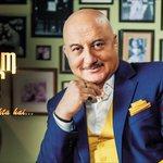 Dil tham ke baith jaiye. #TheAnupamKherShow is starting in an hour's time.:) @ColorsTV #KucchBhiHoSaktaHai
