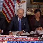 ABC: Strongest signs yet Biden entering White House race, advisor says hes 90 percent in http://t.co/7fJj3WyMbC http://t.co/WwG7z7cCq9