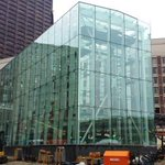 #MBTA #GovCenter is on track to open in Spring 2016. More from the @BostonGlobe here: http://t.co/1gjiKw7YC4 http://t.co/2TaJqXMKWN