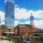 My fair city #Manchester #Castlefield @ILoveMCR http://t.co/MazkdA5z4H