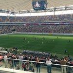 FC東京vsフランクフルト! すごい良い試合!!頑張れ東京! http://t.co/CqiF8zj7xq