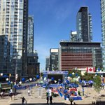 Come on out and check out our #LongWeekendInTheCity festivities at Gate #11! @BlueJays vs. #Royals http://t.co/l60R59O16N
