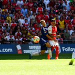 PHOTOS: Check out first-half pics from the #CommunityShield where @Arsenal lead @ChelseaFC 1-0 http://t.co/TmPdDPfhVk http://t.co/ZffDCxdVI4