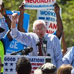 Sanders disagrees with Clinton on many issues http://t.co/96VieTdo3G http://t.co/JNCo0K8Wcm