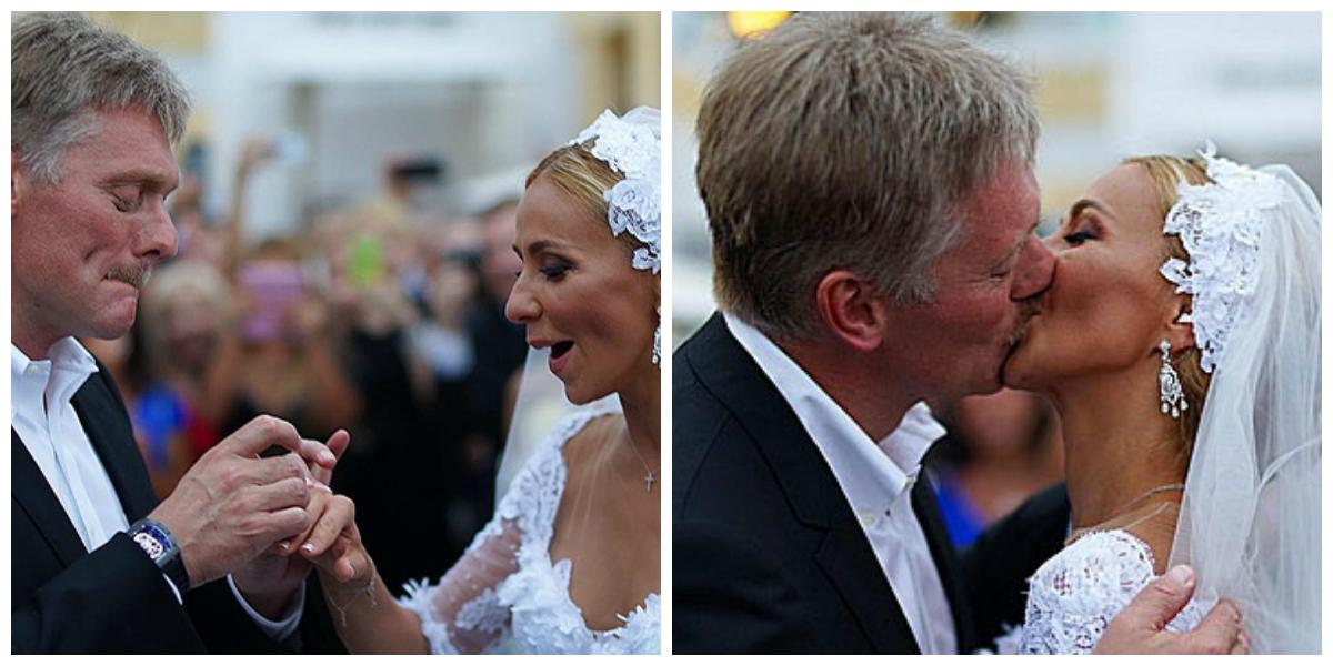 Tom pesce wedding