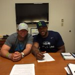 RT @Seahawks: #Seahawks sign @Bwagz54 to 4-year contract extension: [http://t.co/SJZ2H8P0im]