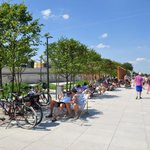 Hope you could be there today but remember #Vistula #boulevards are open every day! #LovetheVistula #Warsaw http://t.co/xfhuur6Bdd
