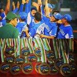 ¡Felicidades a nuestros campeones! Tropa infantil de #Nicaragua  conquista el bronce en Taiwán http://t.co/T4rFajrOjH http://t.co/MLHUQPPpa1