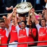 CONGRATULATIONS @Arsenal on winning the 2015 @FA #CommunityShield http://t.co/zp8e5SDYnj