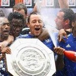 """This is how Chelsea would have celebrated today. We didnt have to do this. 4 trophies since """"specialist in failure"""" http://t.co/9QRJWtEu53"""
