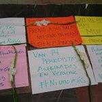 Frente a sus bala, nuestras palabras #RubénEspinosa #Puebla http://t.co/gpZs4Hig6R