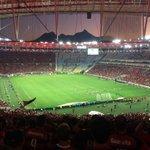 Maraca lindo e o Cristóvão estraga tudo colocando o Gabriel!???? ⚫️????⚫️????⚫️????⚫️????⚫️????⚫️????⚫️ #Flamengo http://t.co/XqiXf1naxT