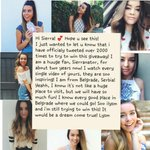 Winning this giveaway would be a dream come true! I adore her ✨✨✨ ✨✨✨✨✨ #IWantToMeetSierra  Belgrade, Serbia 💜  x2055 http://t.co/nerGSUkx9z