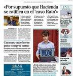 """#LaPortada """"Por supuesto que Hacienda se ratifica en el caso Rato"""" @elmundoes @elmundo_orbyt http://t.co/AFwMEnJRCy"""