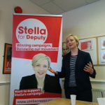 Fantastic visit from @stellacreasy to #Southend this afternoon #stella4deputy http://t.co/mZROf4KSs7