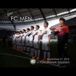 芸能人サッカーチームFC MEN、インスタグラム更新: #JAPAN #TOKYO #YOKOHAMA http://t.co/WTt8gLD5Fg