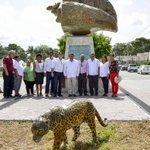 #Calakmul es tierra de grandes riquezas y oportunidades, Gob @ferortegab entregó obras y servicios por más de 64.7MDP http://t.co/1ii20ctZtn