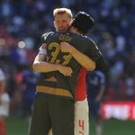 .@mertesacker on winning the Community Shield and @PetrCech's performance during #AFCvCFC: http://t.co/weN4698R6v http://t.co/cEVfa8oI4J