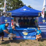 Warm welcome for @BCLiberals at #VanPride Festival today:  http://t.co/6Awt6CnnX7 http://t.co/PTZs28QGF4 (photos: @kalyxaquino) #bcpoli