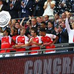 I am proud of the way my @Arsenal team won says Arsene Wenger after #CommunityShield victory http://t.co/Vd2Xjs8spE http://t.co/XOnRzAJhA0