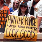 We agree. And Brandon Belt does, too. #HunterPenceSigns #SFGiants http://t.co/RrNZkAW12B