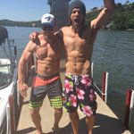 Were doing a http://t.co/XfiZwtWXMU 2-day relaunch!! Thank god! Because @amellywood and I lost our shirt :( http://t.co/3VCZw5PMZq