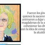 Perfil http://t.co/LRzwRag3mq @ManuelaCarmena vista por Manuel Vicent http://t.co/tkq1JOInFD