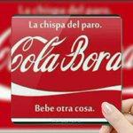 #NoBebasCocaCola, nunca fue recomendable, pero ahora menos que nunca #CocaColaSinJusticia @ahorapodemos @isaranjuez http://t.co/CsARkzIqxw