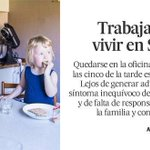 ¿Es hora de que España racionalice sus horarios? http://t.co/UE7H2je0av Los porqués de las largas jornadas laborales http://t.co/l2B6tX5K08