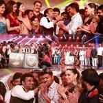 RT @Hansika_ofc: #Puli audio successfully launched #Vijay #Hansika @actorvijay @ihansika @ThisIsDSP @SrideviBKapoor  #PuliAudioLaunch
