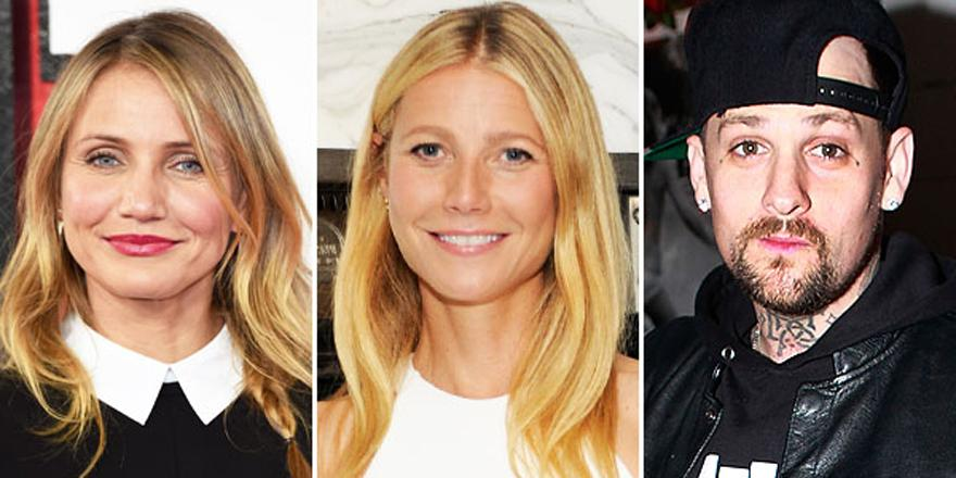Cameron Diaz and @benjaminmadden are chefs! Try the dish they cooked for @GwynethPaltrow