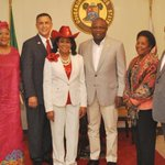 Ambode receives US Congress Delegation; promises better relationship to deepen democracy http://t.co/FTXL4xDhOo