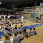 Huge thx to @Kroger & @tide for helping send kids from the Urban League of Lexington to my #UnplugAndPlay @ProCamps. http://t.co/0zWUfvCHUQ